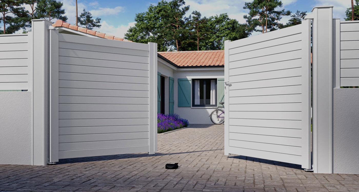 Portails et clôtures Ceklo